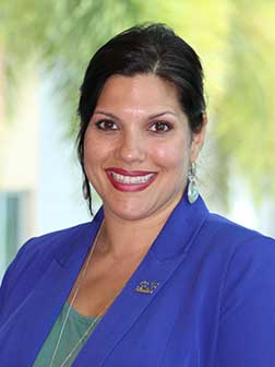 Erica DiMinno, Executive Assistant