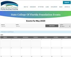 scf-event-calendar